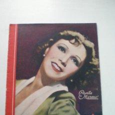 Cine: CINEGRAMAS AÑO 1 Nº 13 MADRID 9 DIC 1934 // REVISTA CINE ROSITA MORENO ART DECO MAG. Lote 53448338