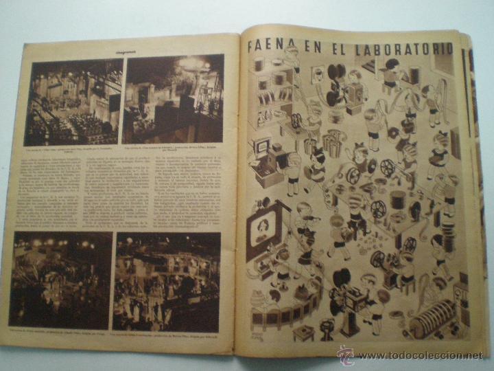 Cine: CINEGRAMAS AÑO 1 Nº 16MADRID 30 dic 1934 // REVISTA CINE SHIRLEY TEMPLE MARIONETAS DE STAREWITCH - Foto 9 - 53451168