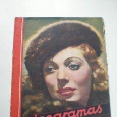 Cine: CINEGRAMAS AÑO 2 Nº 17 MADRID 6 ENE 1935 // REVISTA CINE LORETTA YOUNG ROUBEN MAMOULIAN ART DECO MAG. Lote 53451291