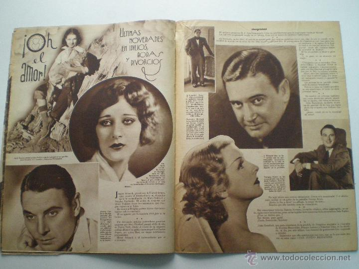 Cine: CINEGRAMAS AÑO 2 Nº 17 MADRID 6 ENE 1935 // REVISTA CINE LORETTA YOUNG ROUBEN MAMOULIAN ART DECO MAG - Foto 7 - 53451291