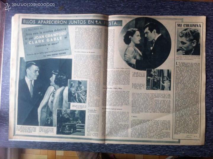 Cine: Antigua revista cine primer plano 1946, Maureen Ohara en portada, ver fotos adicionales - Foto 4 - 53567896