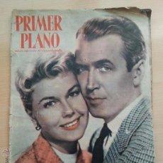 Cine: REVISTA DE CINE PRIMER PLANO Nº821 DORIS DAY Y JAMES STEWART (8 DE JULIO DE 1956). Lote 53603894