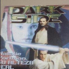 Cine: REVISTA CINE STAR WARS DARK SIDE 16 COLECCIONISTA EN CASTELLANO OJ.F. Lote 53615655