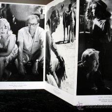 Cine: MAGNUM PHOTOS - EL RODAJE DE - THE MISFITS - FOTOGRAFIAS - . Lote 53655944