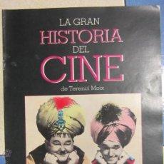 Cinéma: LA GRAN HISTORIA DEL CINE DE TERENCI MOIX . CAPITULO 25. EL GORDO Y EL FLACO.. Lote 53697414