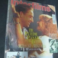 Cine: REVISTA CINE INTERFILMS. Nº 80 MAYO 1995 REPORTAJES: GRETA GARBO KEN LOACH. Lote 53702935