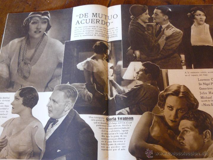 Cine: Revista semanal cinematogràfica. Año IX : Nº 411. 28 de Junio de 1934 - Foto 3 - 53712912