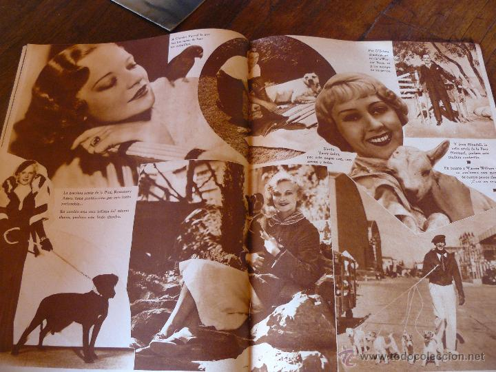 Cine: Revista cinematogràfica Popular Film. Año IX : Nº 415. 26 de Julio de 1934 - Foto 2 - 53714003