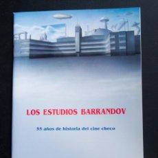 Cine: LOS ESTUDIOS BARRANDOV - 55 AÑOS DE HISTORIA DEL CINE CHECO -IVA HEJLICKOVA - 34 SEMINCI VALLADOLID. Lote 53826141