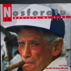 Cine: NOSFERATU - REVISTA DE CINE - NUM 12 - ABRIL 1993 - SAM FULLER - FEST. DE CINE DE SAN SEBASTIAN. Lote 53860947