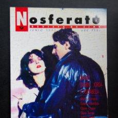 Cine: NOSFERATU - REVISTA DE CINE - NUM 9 - GARAY - GUERIN - JORDA - PORTABELLA - CINE EN CATALUÑA. Lote 53861195