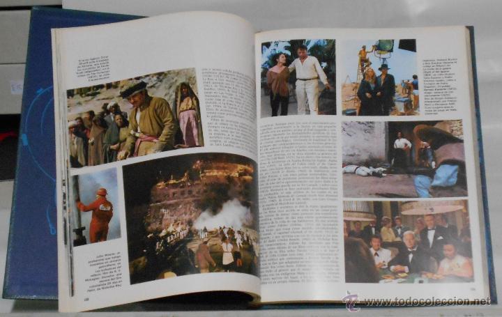 Cine: EL CINE ENCICLOPEDIA DEL 7º ARTE BURU LAN COMPLETA 1973 8 tomos - Foto 2 - 53862707