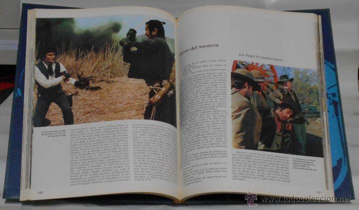 Cine: EL CINE ENCICLOPEDIA DEL 7º ARTE BURU LAN COMPLETA 1973 8 tomos - Foto 3 - 53862707