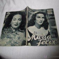 Cinéma: MARIA FELIX COLECCION IDOLOS DEL CINE Nº 19.-1958. Lote 53911518