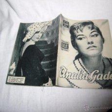 Cinéma: ANALIA GADE COLECCION IDOLOS DEL CINE Nº 23.-1958. Lote 53911603