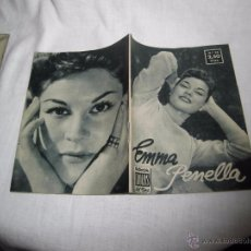 Cinéma: EMMA PENELLA COLECCION IDOLOS DEL CINE Nº 24.-1958. Lote 53911631