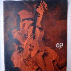 Cine: REVISTA GUERRA CIVIL Y CINE , SEMAFORO Nº 15 , 15 SEPTIEMBRE 1937 , ORIGINAL . Lote 53958457