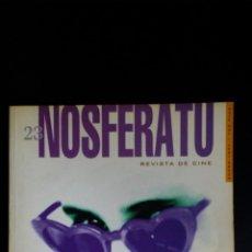 Cine: NOSFERATU: ¿HABÉIS SIDO BUENAS? MALAS EN EL CINE / Nº23 /1997. Lote 54128547