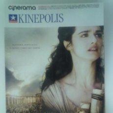 Cine: CINERAMA -OCTUBRE 2009. Lote 54144019