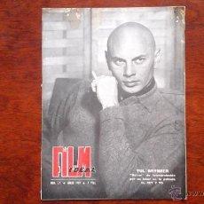 Cine: FILM IDEAL N° 29 AÑO 1959 YUL BRYNER OSCAR. Lote 54144463