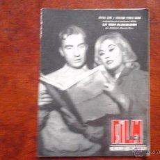 Cine: FILM IDEAL N°34-35 FERNANDO FERNAN GOMEZ. Lote 54210045