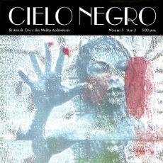 Cine: CIELO NEGRO. REVISTA DE CINE E DOS MEDIOS AUDIOVISUAIS Nº3. Lote 91793358
