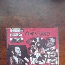 Cine: REVISTA CINESTUDIO N° 71 AÑO 1968. Lote 54287404