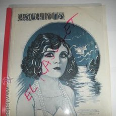 Cine: ANTIGUA REVISTA - ESCENARIOS -REVISTA CINEMATOGRAFICA Y ESPECTACULOS -AÑO-IV-Nº-65- 20 ABRIL 1929 -. Lote 54296878