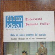Cine: REVISTA FILM IDEAL N° 152 AÑO 1964. Lote 54355977
