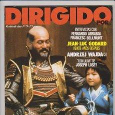 Cine: DIRIGIDO POR....FERNANDO ARRABAL - Nº 79 - ENERO 1981 - ILUSTRADA. Lote 54709364