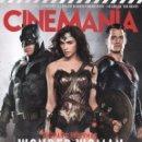 Cine: CINEMANIA N. 246 MARZO 2016 - EN PORTADA: BATMAN VS. SUPERMAN (NUEVA). Lote 99669328