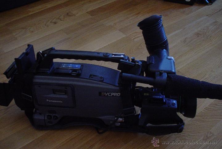 Cine: Cámara de video super profesional Panasonic VC PRO - Foto 2 - 54871324