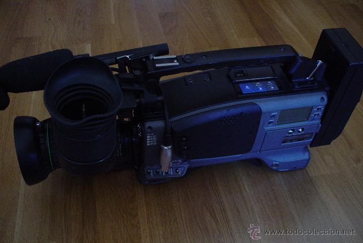 Cine: Cámara de video super profesional Panasonic VC PRO - Foto 3 - 54871324