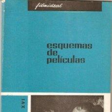 Cine: ESQUEMAS DE PELÍCULAS FILM IDEAL, AÑOS 1.956. - 1.966. Nº 16.. Lote 54943357