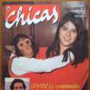 Cine: REVISTA CHICAS 1986 CHABELI PORTADA 9 STEVE GUTTENBERG JEFF BRIDGES MIGUEL MOLINA POSTER TINO NUEVA. Lote 55025419