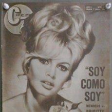 Cine: WR94D BRIGITTE BARDOT REVISTA ESPAÑOLA CINE EN 7 DIAS DICIEMBRE 1963 Nº 139. Lote 55238096