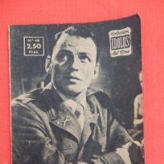 Cinema: COLECCION IDOLOS DEL CINE, Nº 48 FRANK SINATRA. Lote 55244523