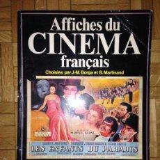 Cine: AFFICHERS DU CINEMA FRANCAIS REVISTA DE CARTELES DEL CINE FRANCES TAMAÑO GRANDE . Lote 55294863