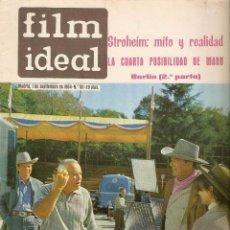 Cine: FILM IDEAL. AÑO 1.56. - 1.966. Nº 151.. Lote 55382310