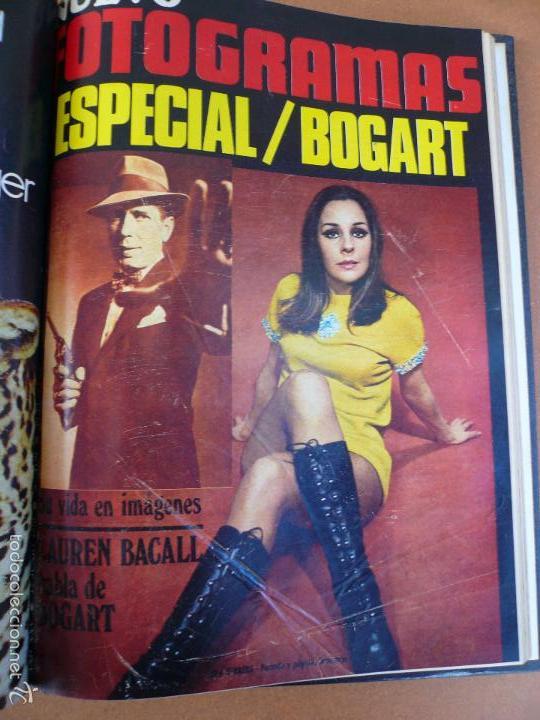 Cine: FOTOGRAMAS ENERO - JUNIO 1970 DEL Nº 1107 AL Nº 1132 CONTIENE Nº ESPECIAL BEATLES - Foto 4 - 55570880