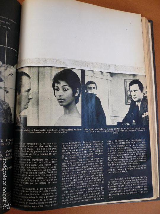 Cine: FOTOGRAMAS ENERO - JUNIO 1970 DEL Nº 1107 AL Nº 1132 CONTIENE Nº ESPECIAL BEATLES - Foto 6 - 55570880