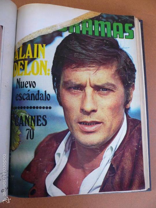 Cine: FOTOGRAMAS ENERO - JUNIO 1970 DEL Nº 1107 AL Nº 1132 CONTIENE Nº ESPECIAL BEATLES - Foto 7 - 55570880