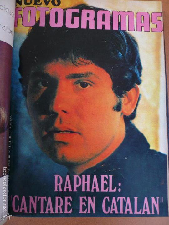 Cine: FOTOGRAMAS ENERO - JUNIO 1970 DEL Nº 1107 AL Nº 1132 CONTIENE Nº ESPECIAL BEATLES - Foto 13 - 55570880