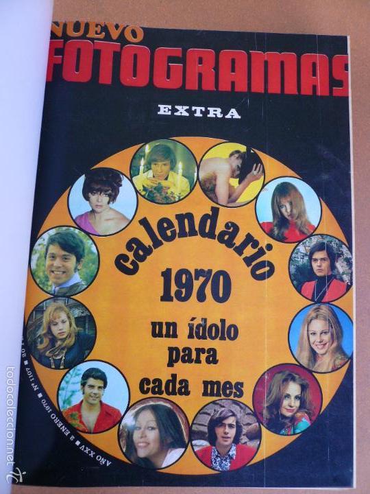 Cine: FOTOGRAMAS ENERO - JUNIO 1970 DEL Nº 1107 AL Nº 1132 CONTIENE Nº ESPECIAL BEATLES - Foto 17 - 55570880