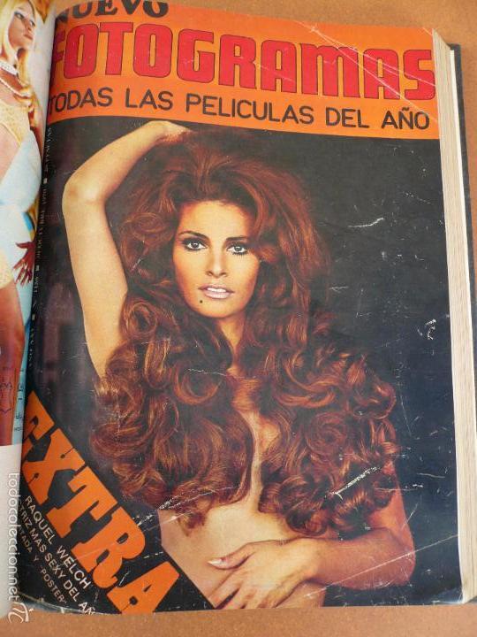Cine: FOTOGRAMAS JULIO - DICIEMBRE 1970 DEL Nº 1133 AL Nº 1158 - Foto 4 - 55571049