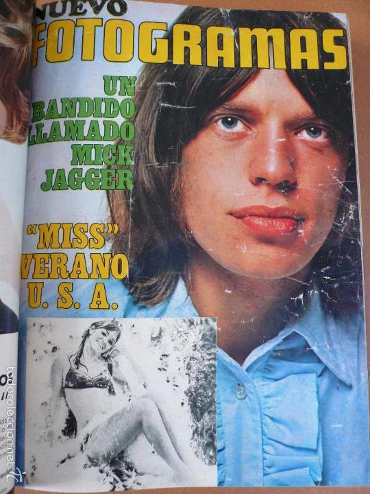 Cine: FOTOGRAMAS JULIO - DICIEMBRE 1970 DEL Nº 1133 AL Nº 1158 - Foto 7 - 55571049