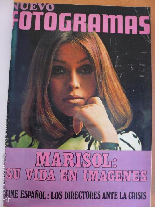 Cine: FOTOGRAMAS JULIO - DICIEMBRE 1970 DEL Nº 1133 AL Nº 1158 - Foto 8 - 55571049