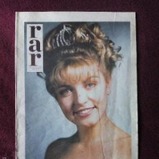 Cine: REVISTA RAR ESPECIAL DAVID LYNCH - TWIN PEAKS - CATALA ENGLISH. Lote 55781490