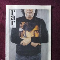 Cine: REVISTA RAR ESPECIAL JOAN MANUEL SERRAT - CATALA ENGLISH. Lote 55783377