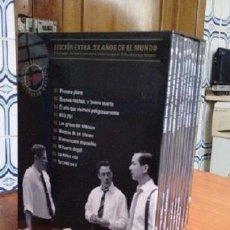 Cine: LOTE DE 10 DVDS: EDICION EXTRA XX AÑOS DE EL MUNDO - PRECINTADOS. Lote 55890614